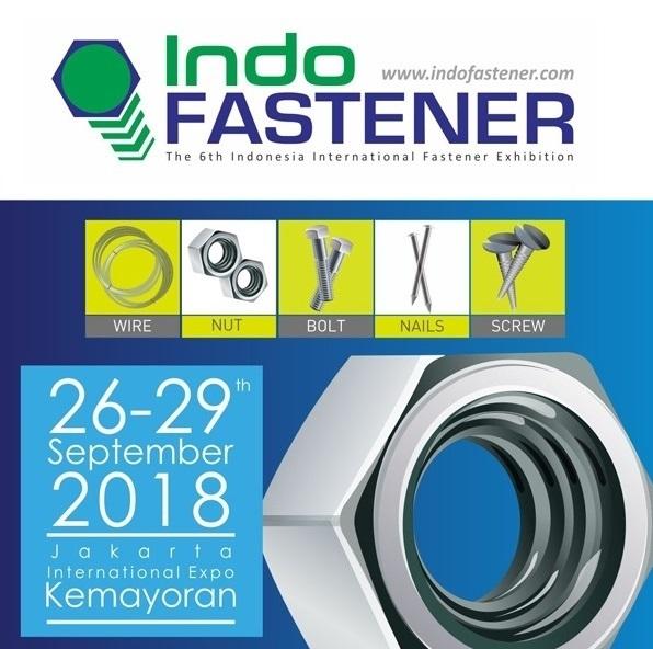 Indo Fastener 2018 - TOPOINT FAST CO , LTD